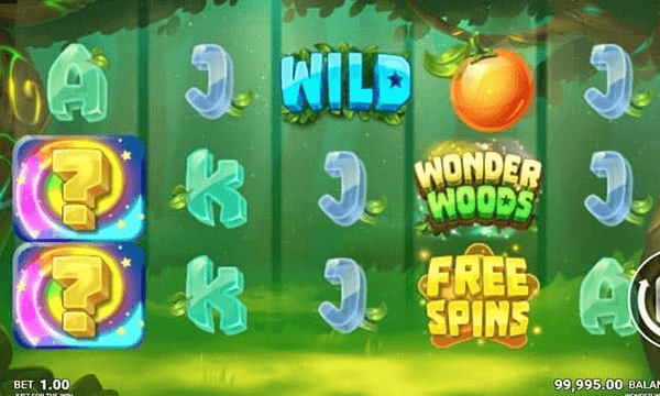 Wonder Woods CS