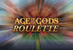 Age of Gods Roulette logo review