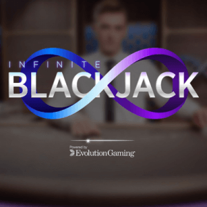 Infinite Blackjack logo review