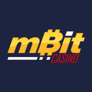 mBit Casino achtergrond