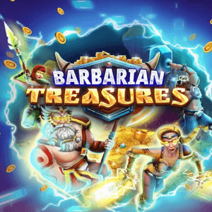 Barbarian Treasures logo review
