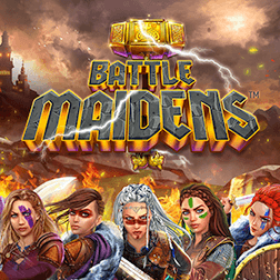 Battle Maidens side logo review