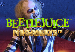 Beetlejuice Megaways logo review