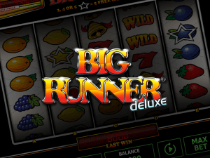 Big Runner Deluxe side logo review