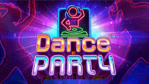 Dance Party logo review
