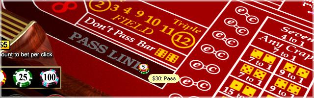 Dont Pass Line CS