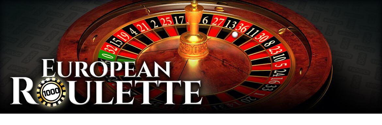 Europees Roulette winkansen CS