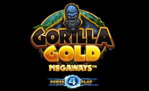 Gorilla Gold Megaways logo review