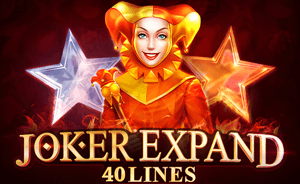 Joker Expand: 40 lines logo review