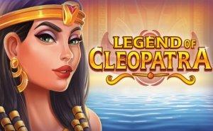 Legend Of Cleopatra logo achtergrond