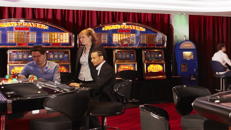Lucky Jack Casino Screenshot 2
