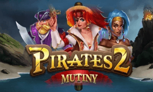Pirates 2: Mutiny logo review