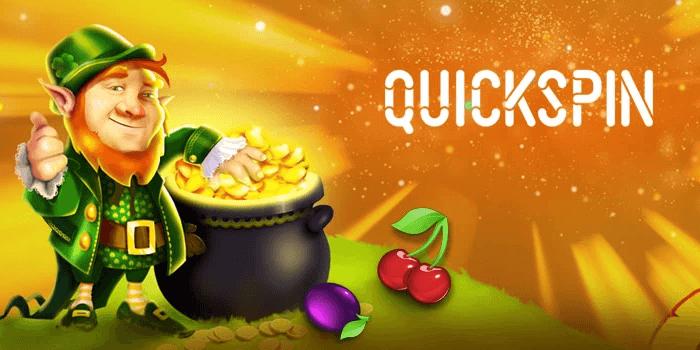Quickspin spellen beschikbaar in SkillOnNet casino's