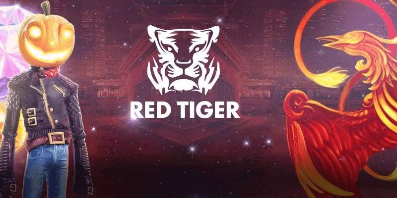 Red Tiger portfolio beschikbaar in Gambola en Lucky Casino