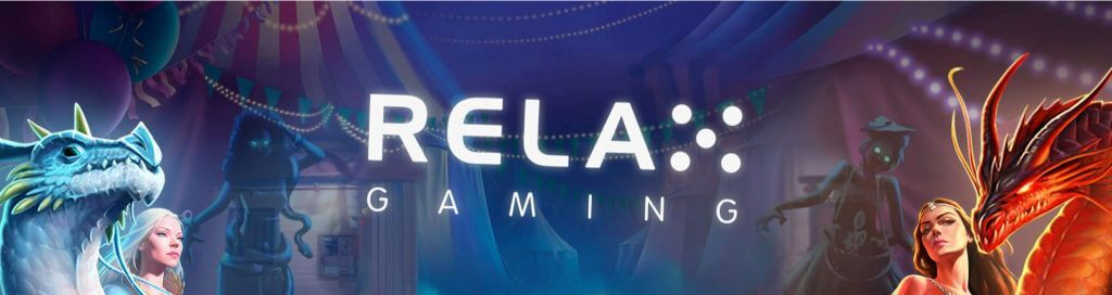 Relax Gaming Inspired Entertainment