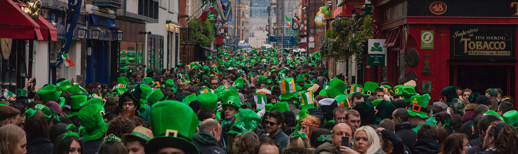 St Patrick's Day CS