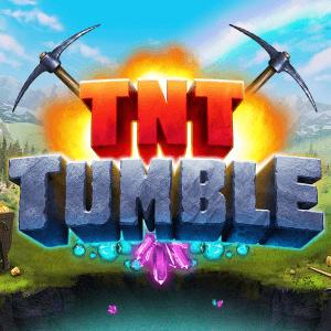 TNT Tumble logo achtergrond