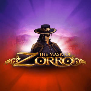 The Mask Of Zorro logo achtergrond