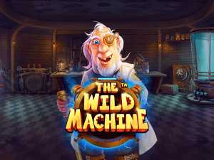 The Wild Machine side logo review