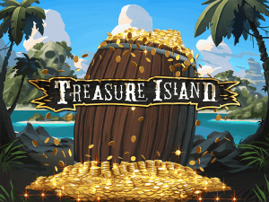 Treasure Island logo review