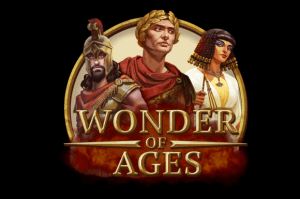 Wonder Of Ages logo achtergrond