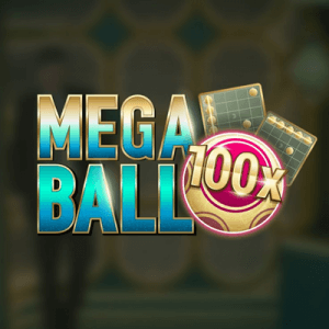 Mega Ball logo review