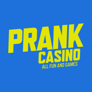 Prank Casino side logo review
