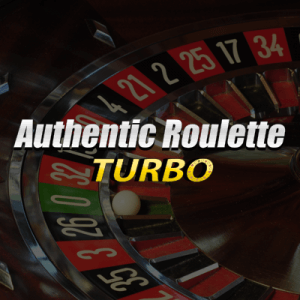 Roulette Turbo logo review
