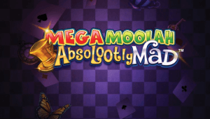 Absolootly Mad Mega Moolah logo review