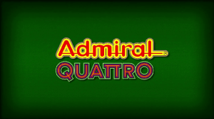 Admiral Quattro side logo review