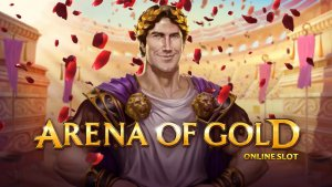 Arena Gold logo review
