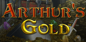 Arthurs Gold logo review