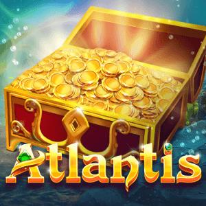 Atlantis logo achtergrond