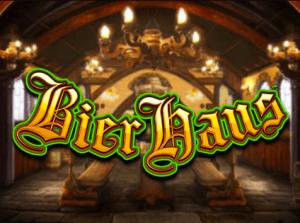 Bier Haus logo achtergrond