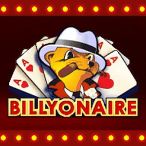 Billyonaire logo achtergrond