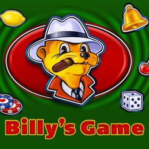 Billy's Game logo achtergrond
