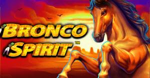 Bronco Spirit logo achtergrond