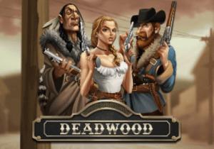Deadwood logo achtergrond