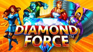 Diamond Force logo achtergrond