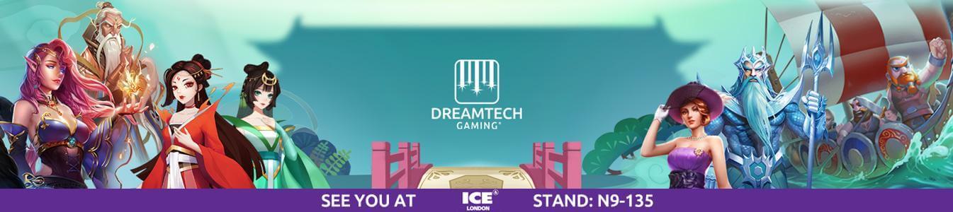 Dreamtech Gaming CS