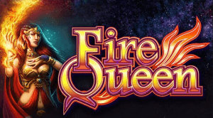 Fire Queen side logo review