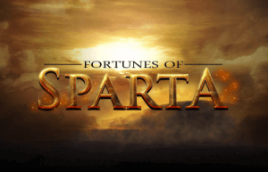 Fortunes Of Sparta logo review