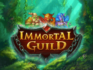 Immortal Guild logo review
