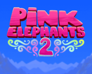 Pink Elephants 2 logo review