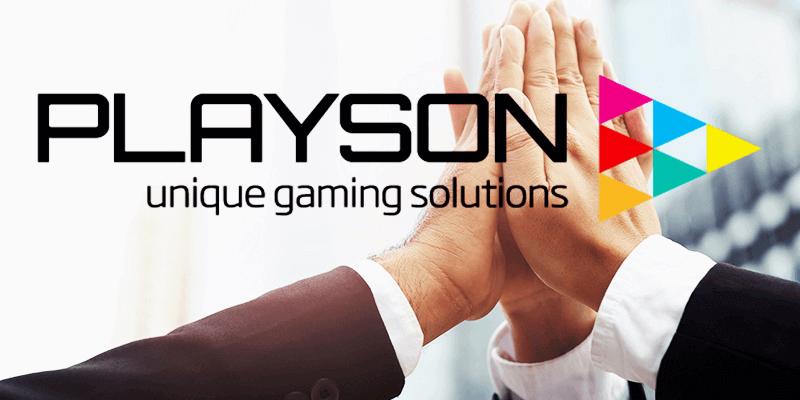 Playtech en Playson ondertekenen overeenkomst