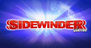 Sidewinder Quattro logo achtergrond