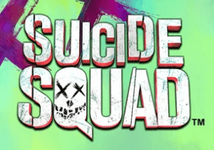 Suicide Squad logo review