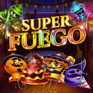 Super Fuego logo achtergrond