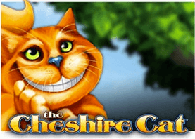 The Cheshire Cat logo achtergrond