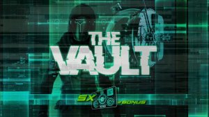 The Vault logo review